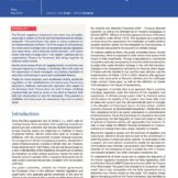 thumbnail of I4CE_2019_Climat brief 62 – Financial regulation France